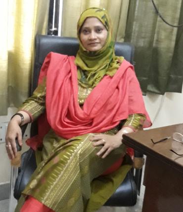 Dr. Rakhshinda Baig